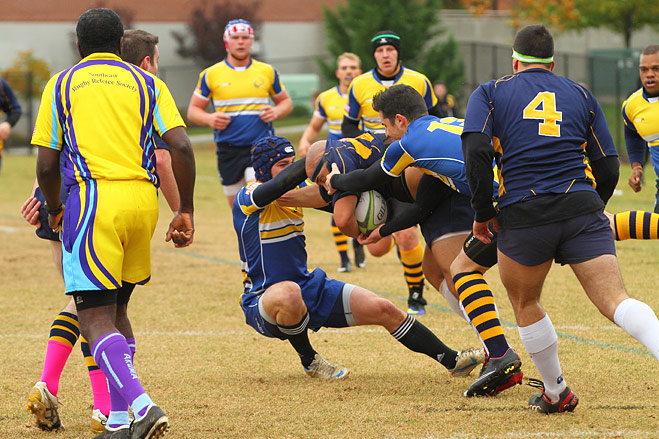 UNCG Homecoming Rugby Match 2014