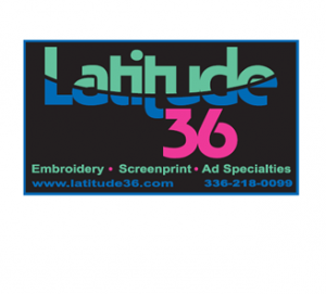 Logo for Latitude 36