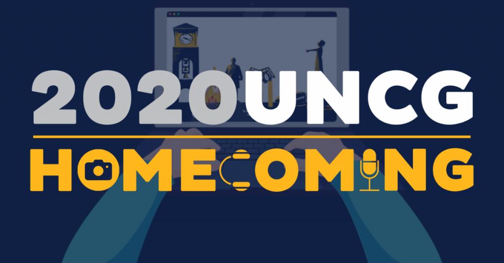 2020 UNCG Homecoming Logo